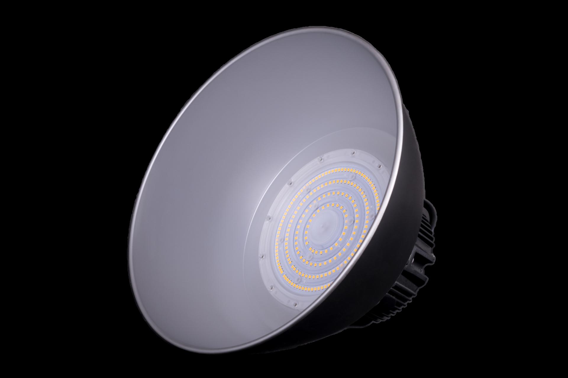 LED highbay lowglare