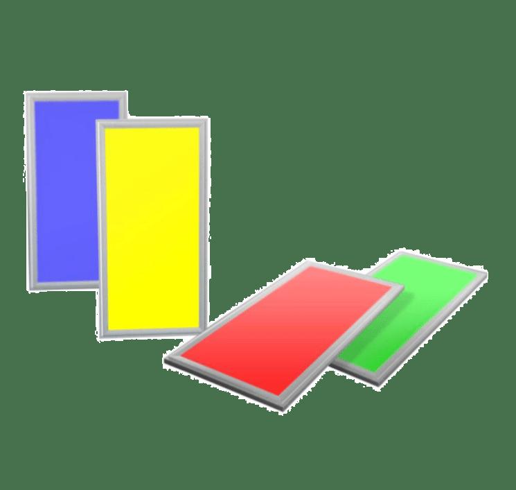 RGB LED Paneel LumenEco
